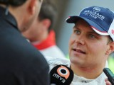 Bottas says Massa will lift Williams
