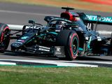P3: Hamilton stamps authority at Silverstone