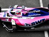 Sergio Perez and Lance Stroll grid gains to raise money for cancer charity