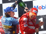 Briatore: 'Rottweiler' Alonso was a match for Schumacher
