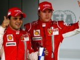 Raikkonen struggles in head - Massa