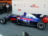 Covers come off Toro Rosso's STR12