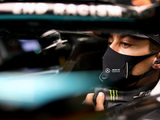 Russell: Mercedes 'very clear' on equal status in 2022