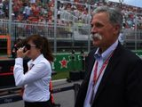 "Chase Carey: ""We will continue to be a sport with glamour"""