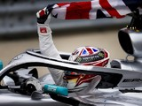 "Hamilton British GP fastest lap ""made data look silly"" - Wolff"