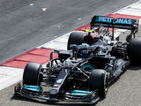 Mercedes finally show form as Perez loses Red Bull engine cover