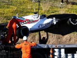 F1 testing: Williams to miss final day of running after Stroll crash