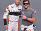 Alonso welcomes Button to Le Mans