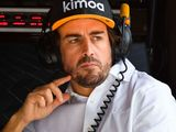 Alonso signs with McLaren for Indy 500