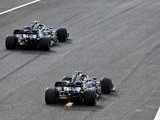 Wolff had full trust Mercedes pair would avoid clash
