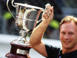 Horner awarded OBE for services to motorsport