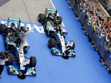 Mercedes' idled' in 2014 to avoid engine backlash