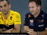 Feisty Christian Horner pokes fun at Abiteboul, Ocon and F1 politics