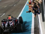 Vettel dominates to take Abu Dhabi victory