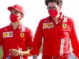 Ferrari on Leclerc vs Sainz, and no Hamilton 'regret'
