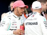 Hamilton: Pace deteriorated during qualy