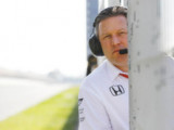 A slick move by Zak Brown