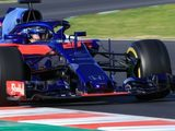 "Brendon Hartley: ""It was nice to see how the car has progressed"""