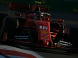 FP3: Leclerc and Ferrari remain on top in Baku