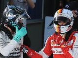 Ecclestone says Rosberg/Vettel bad for business