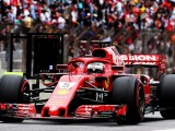 Sebastian Vettel reprimanded and fined but keeps front-row grid spot