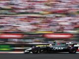 Steiner Praises Magnussen for 'Ten out of 10' Effort in Mexico