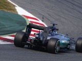 Rosberg not completely happy despite lightning pace