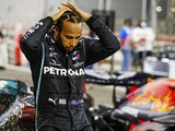 """Hamilton's lay-off from F1 with coronavirus """"one of the hardest weeks"""""""