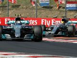 Red Bull questions Mercedes' Hungarian Grand Prix tactics