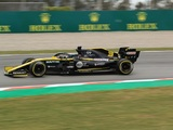 Mixed Emotions for Renault Drivers after Spanish Grand Prix Qualifying