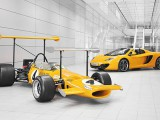 McLaren to celebrate 50th anniversary