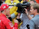 Nico Rosberg and Robert Kubica pin blame on Sebastian Vettel for Baku incident