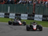 Grosjean 'Pretty Happy' with Spa Performance After Seventh Place Finish