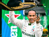 Hamilton warns rivals: Don't think I've hit peak yet