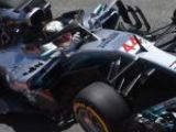 Hamilton's thumbs-up after Test