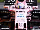 Russian GP: Race notes - Force India