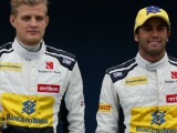 Sauber retains Marcus Ericsson and Felipe Nasr for 2016