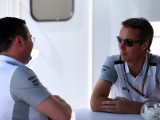 McLaren confirms Michael departure