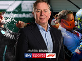 Brundle: F1 returns with old-school excitement