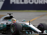 Hamilton grabs pole, Vettel to start second