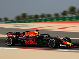 Ricciardo sets early pace; trouble for Verstappen