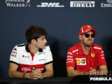 Vettel not expecting any 'bulls**t' from Leclerc at Ferrari