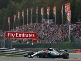 F1 Belgium: Hamilton Equals Schumacher Record with 68th Pole