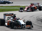 Two-Stopper Pays Dividends For Hulkenberg