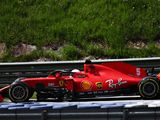Ferrari teammates Vettel, Leclerc out of Styrian GP after collision
