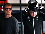 Lauda 'surprised' by Rosberg's test appearance