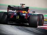 Verstappen explains why Red Bull didn't try contra tyre strategy for Spanish GP