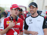 Ferrari are 'mad' if they pushed Vettel out says Button