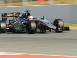 Force India debut VJM08 on day two in Spain
