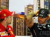 Ferrari F1 engine row won't hurt respect with Hamilton - Vettel
